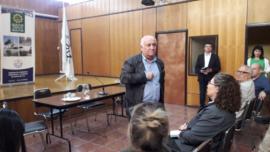 Comerciantes de calle Blanco se reúnen con alcalde