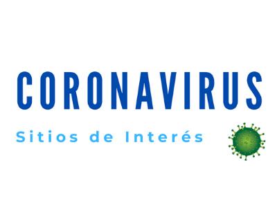 Coronavirus – Sitios de Interés